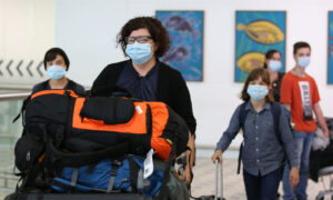 96 Victorians Quarantined at Home After Arriving From Locked-Down Brisbane