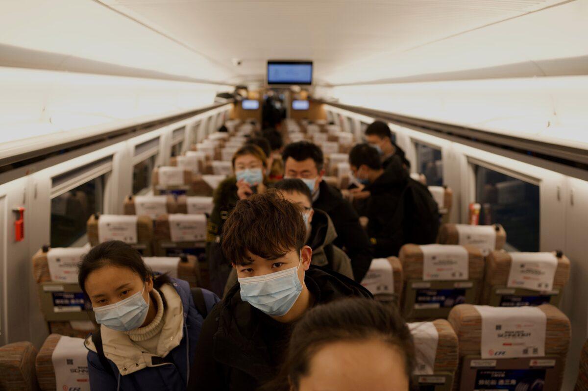 China-HEALTH-VIRUS-NEW YEAR