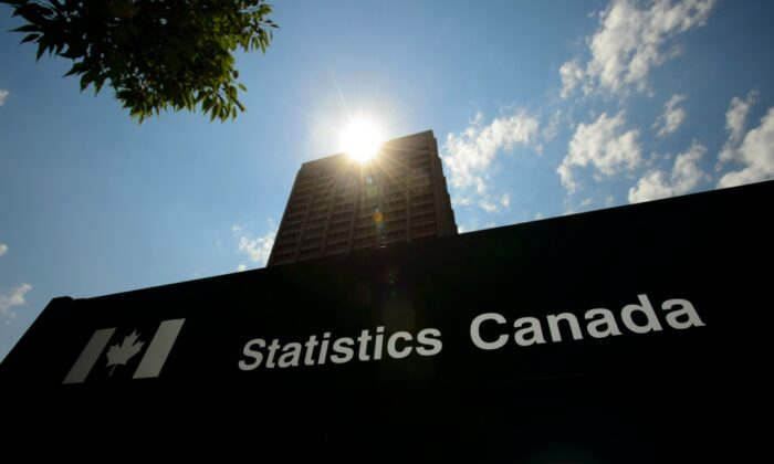 Statistics Canada building and signs are pictured in Ottawa on Wednesday, July 3, 2019. (The Canadian Press/Sean Kilpatrick)