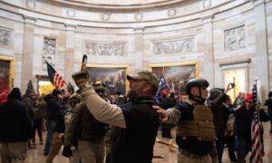 'Oath Keepers' Member Pleads Guilty to Breaching US Capitol
