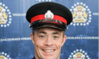 Regimental Funeral and Procession for Calgary Officer Fatally Injured in Traffic Stop