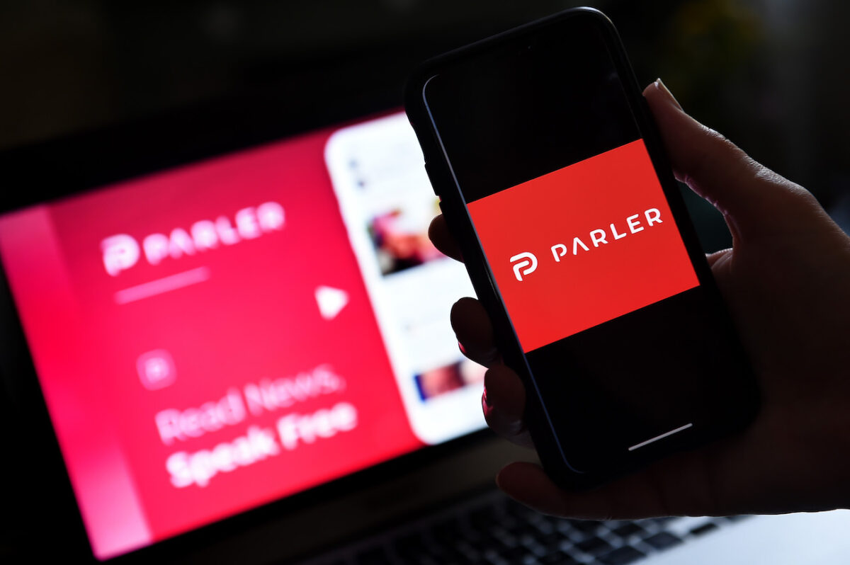 Parler Drops Lawsuit Against Amazon for Pushing It Offline Following Capitol Riots