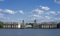 A Maritime Masterpiece: Old Royal Naval College at Greenwich