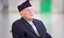 98-Year-Old WWII Veteran Finally Receives Medals for Combat Nearly 80 Years Late
