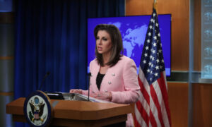 State Department Spokesperson Calls Out Beijing's False Propaganda on Taiwan