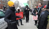 Federal Leaders Join Rally at Seniors' Home as Ontario Hits New High for COVID Cases