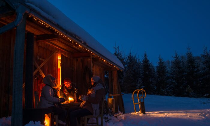 In winter, Norwegians enjoy the coziness of their homes and friends, and also embrace the outdoors at their coldest and darkest. (CandyBox Images/Shutterstock)
