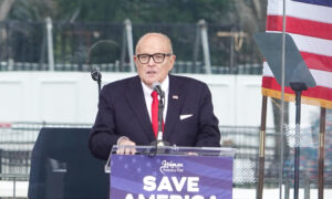 YouTube Suspends Rudy Giuliani Over 'Election Integrity Policy,' Nicotine Use