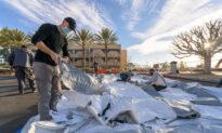 Samaritan's Purse Deploys Field Hospital in LA County