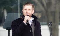 Eric Trump: If My Father Runs in 2024, I'd Be Right by His Side Encouraging Him