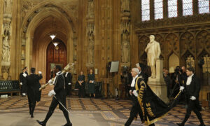 British MPs Told to Wear Face Masks Inside Parliamentary Chamber