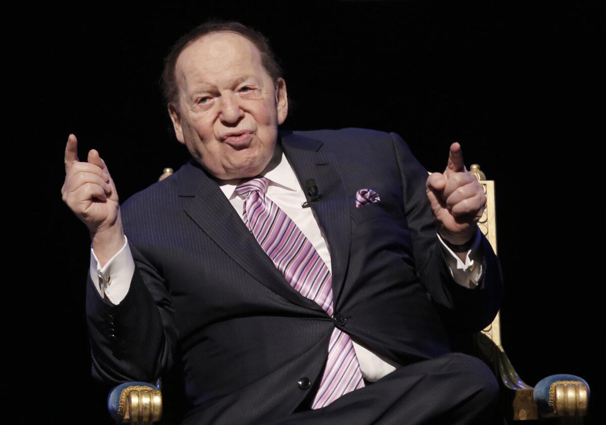 Sheldon Adelson, Casino Mogul and GOP Power Broker, Dies