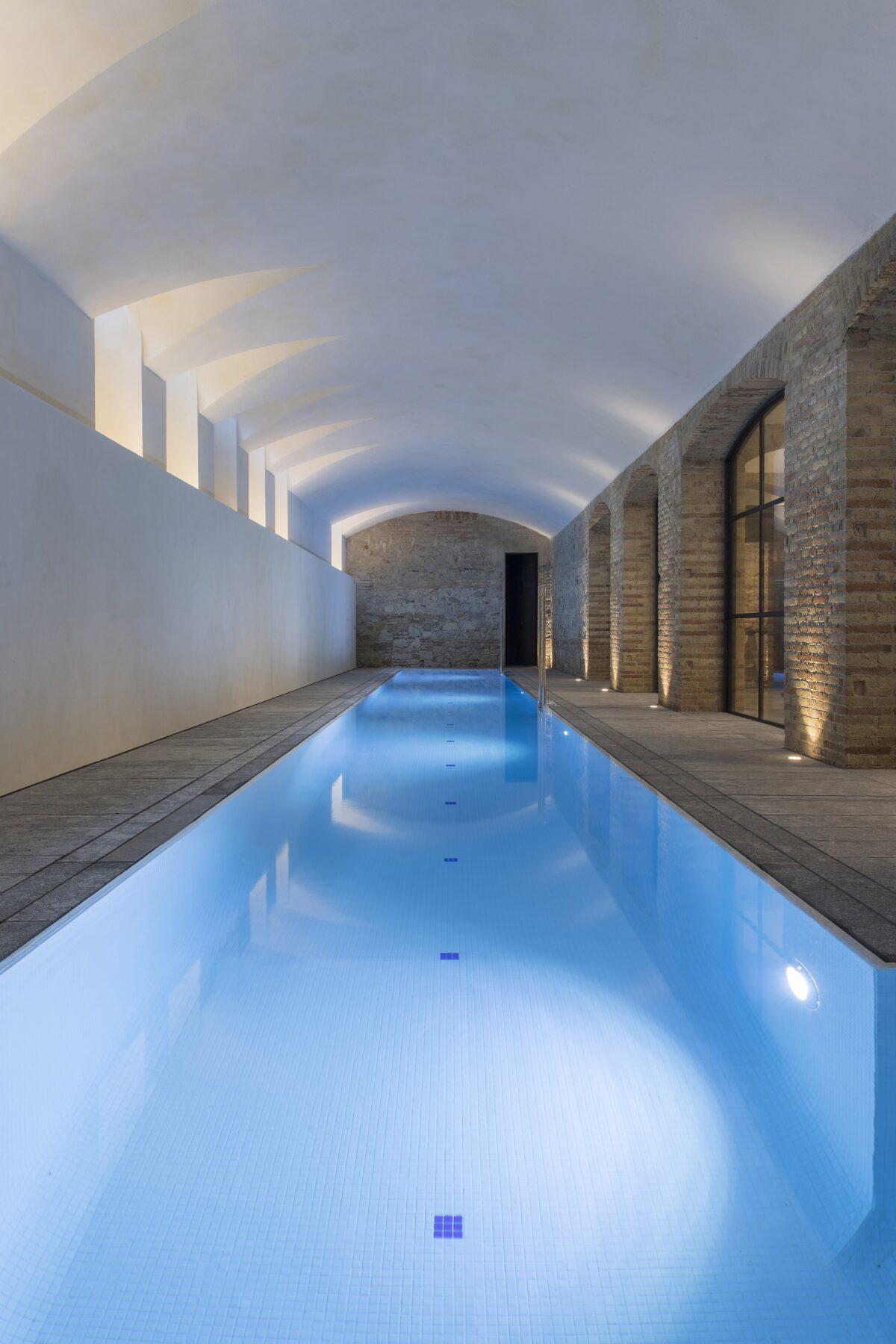 casa bures common area pool