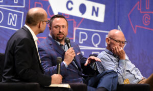 Trump Campaign Adviser Says DC Studio Refused Him Because He's on a 'List'