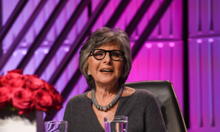 Barbara Boxer attends TheWrap's Power Women Summit in Los Angeles, Calif., on Nov. 1, 2018.  (Presley Ann/Getty Images)