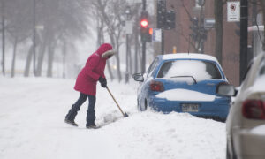 Canada's Mild Winter About to Change With Polar Vortex Coming, Environment Canada Warns