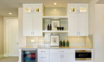 Make and Add Your Own Wet Bar to Your Home