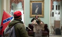 Fur-Donning Protestor, Son of Prominent NY Judge, Arrested and Banned From All Capitals