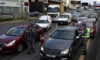 At Virus Tipping Point, Lebanon Imposes All-Day Curfew