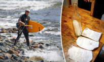 Kite-Surfer Finds Message in a Bottle With Diamond Ring Inside, Tracks Down Its Owner