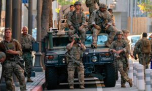 California Mobilizes National Guard, Takes 'Proactive Measures' Ahead of Inauguration