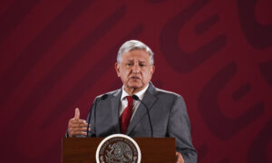 Mexican President Mounts Global Campaign Against Big Tech Censorship