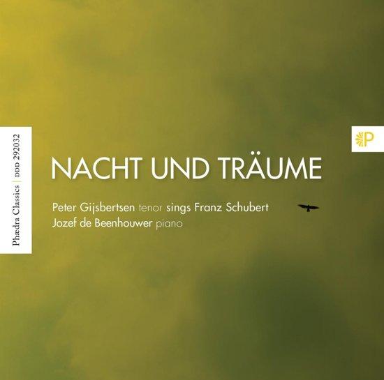 """Peter Gijsbertsen """"Nacht und Träume"""