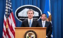 Biden Intends to Keep Wray as FBI Director, White House Confirms