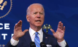 Minimum Wage Mandate in Biden's Pandemic Relief Plan Estimated to Wipe Out 1.3 Million Jobs