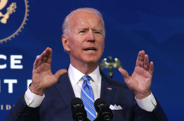 Biden to Push Through Executive Orders, Pursue New Legislation in First 10 Days of Office
