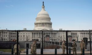 Washington Highly Militarized Ahead of Biden's Inauguration