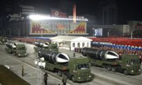 North Korea Reveals New Submarine-Launched Missiles at Parade
