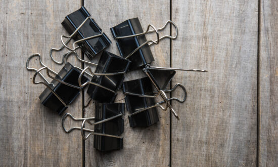 Binder Clips Useful To Organize the Home