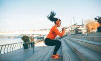Vigorous Exercise Brings Additional Health Benefits