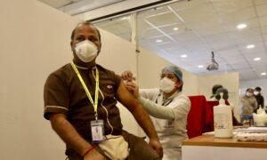 CCP Virus Updates: India Starts World's Largest Vaccination Drive
