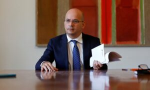 Portuguese Finance Minister Tests Positive for Coronavirus After Meeting Top EU Officials