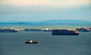 Newsom Signs Executive Order to Alleviate Port Congestion