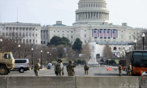 US Prepares for One of the Most Unusual Inaugurations in History