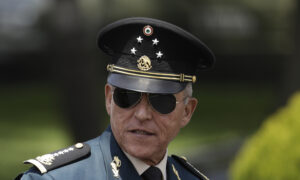 Mexico Publishes Heavily Edited Probe of Exonerated General