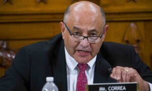 Rep. Correa Announces Positive COVID-19 Test, Says He'll Miss Biden Inauguration