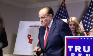 Giuliani Says He Won't Be Part of Trump Impeachment Defense Team