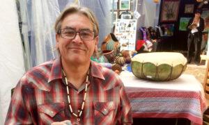 California Potter Talks Art of Survival, Survival Through Art