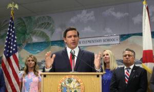 Rep. Matt Gaetz Suggests Idea of Gov. DeSantis Running for President