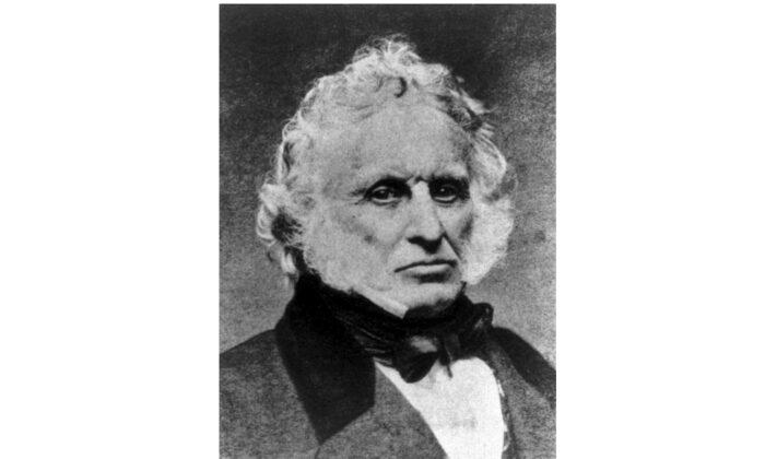 American businessman Frederic Tudor (1783-1864). (Public domain)