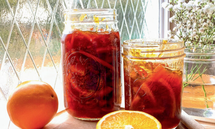 Thick-cut peels give this marmalade a chunkier texture and a stronger orange flavor. (Brooke Dymski)