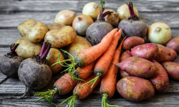 Root vegetables are winter's buried treasures. (Anna Chavdar/Shutterstock)
