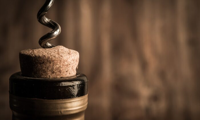 It's high time to return to natural cork as the primary wine closure, especially for age-worthy red wines. (Marko Poplasen/Shutterstock)