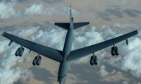 US B-52 Bombers Fly Over Middle East in Show of Force