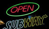 Naked Man Walks Into Subway, Sets Fire to Potato Chip Rack