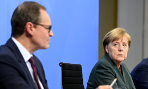 Germany Extends Existing Lockdown Until February